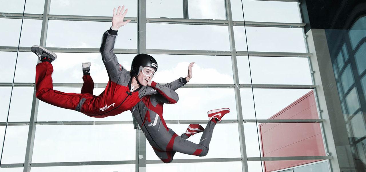 Aero Gravity: sfidare la gravità…nel cuore di Milano!