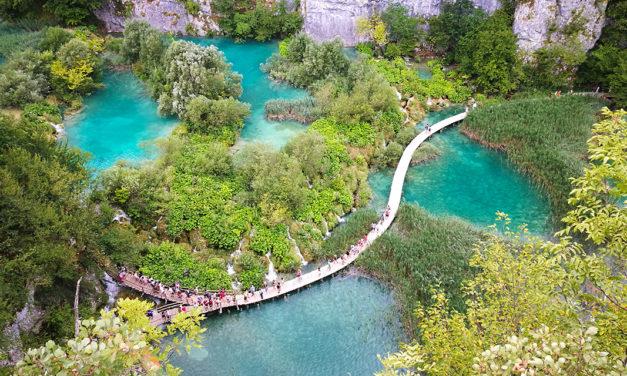 Laghi di Plitvice: una favola verde smeraldo