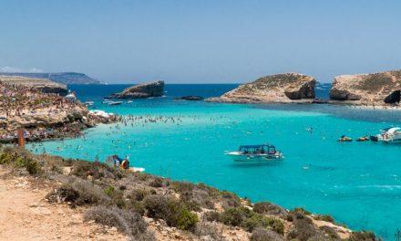 Blu: tra le onde di Gozo e Comino