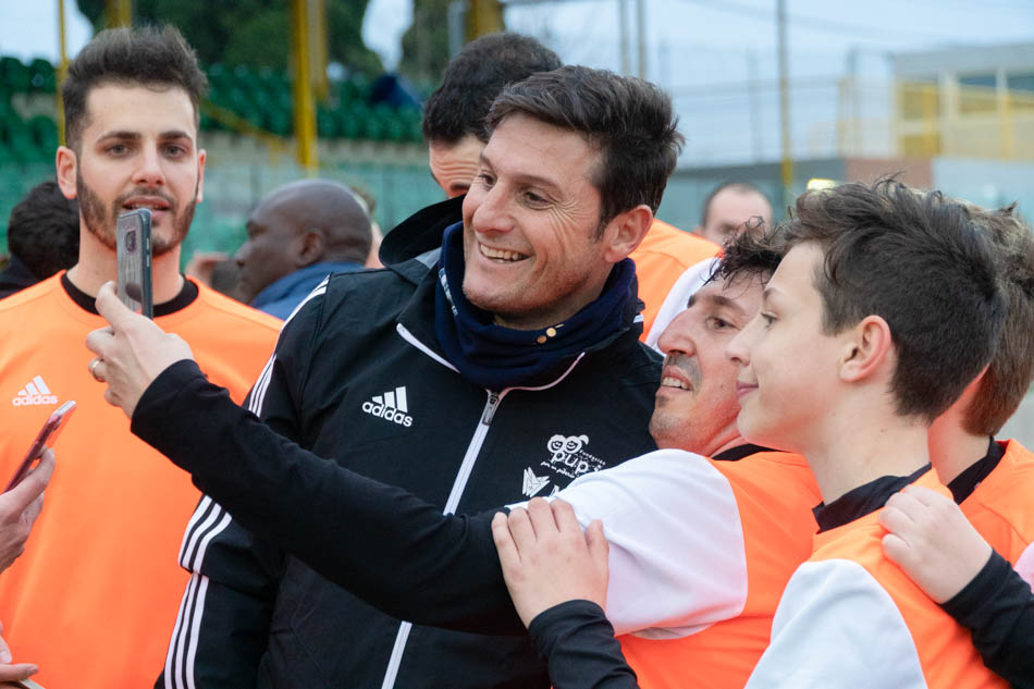ZANETTI FOOTBALL TRAINING CAMP