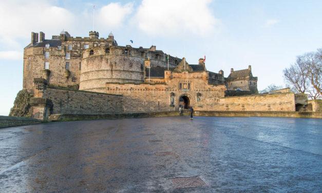 5 giorni a Edimburgo: prima parte