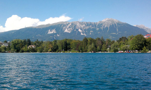 SLOVENIA: TRA POSTUMIA E BLED SU DUE RUOTE
