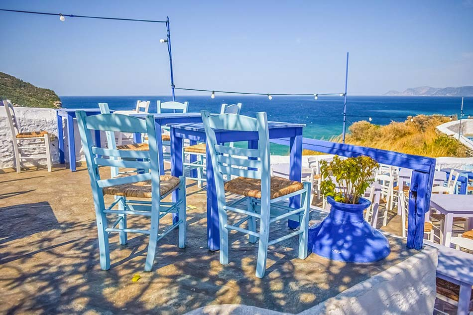 Grecia, Isole Sporadi