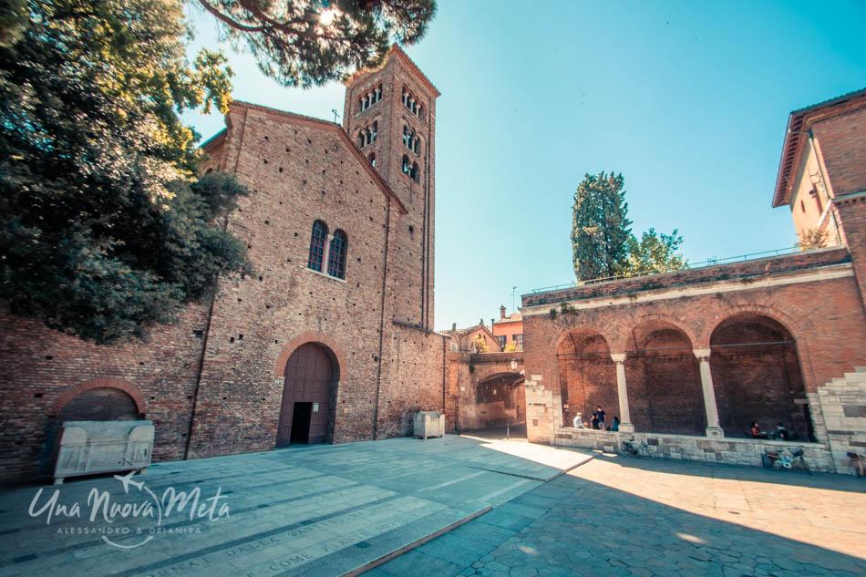 Ravenna e la Basilica di San Pietro Maggiore in San Francesco
