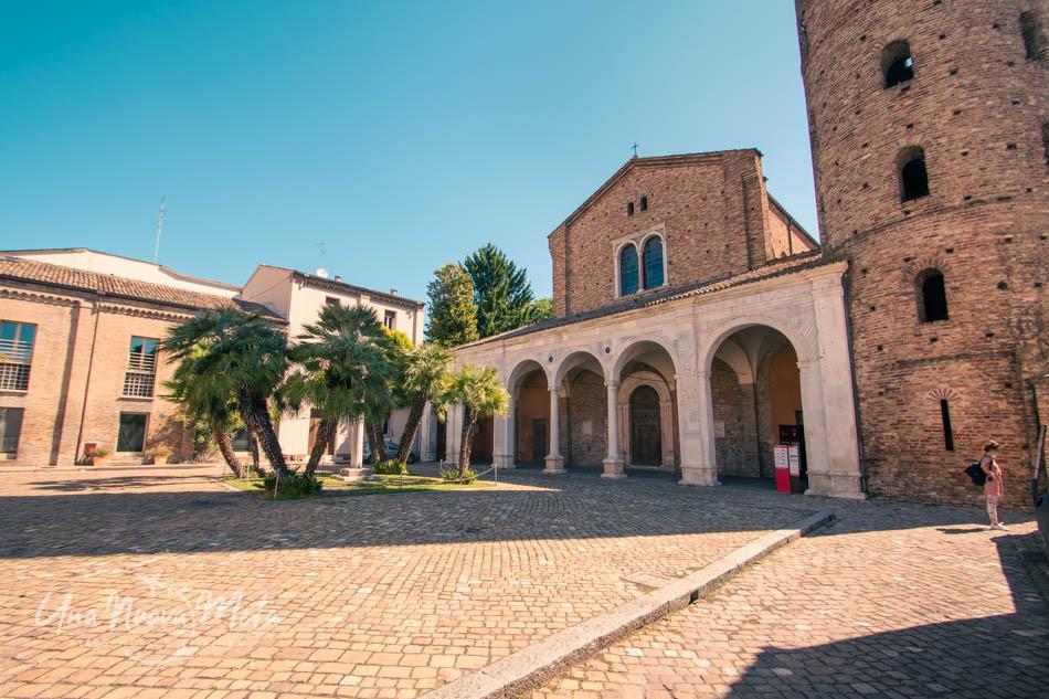 La Basilica di Sant'Apollinare Nuovo a Ravenna