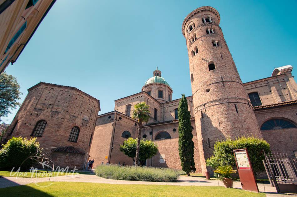 Vista sul Duomo di Ravenna