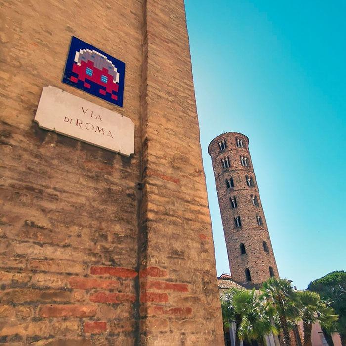 Ravenna e gli Invaders