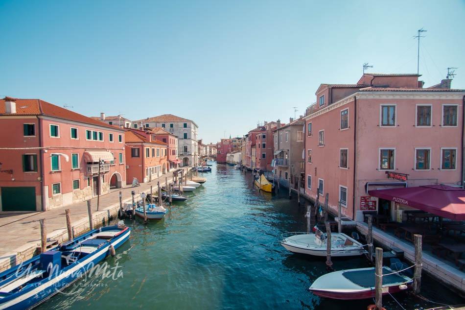 Canal Vena, Chioggia, Veneto