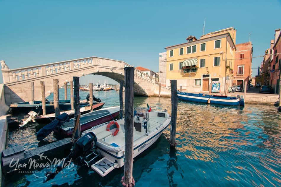 Itinerario a Chioggia in un giorno